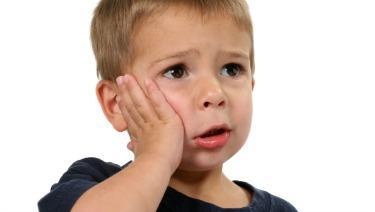 درمان دندان دردهای کودکان در خانه