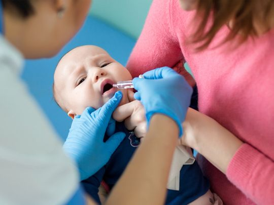 مراقبت های بعد از واکسن چهار ماهگی