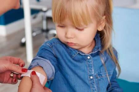 مقدار تزریق واکسن آنفولانزا در کودکان