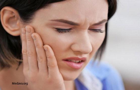 دلیل درد دندان هنگام غذا خوردن